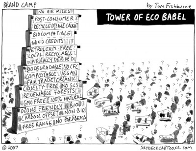 Tower of Eco Babel