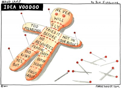 idea voodoo