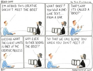 creative brief