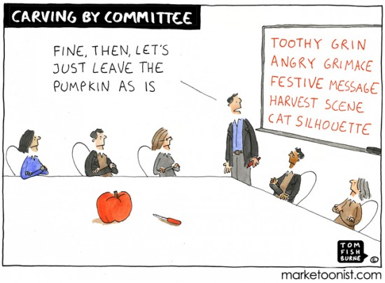 carve by committee