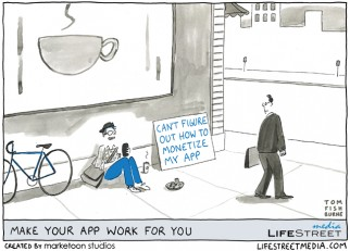 LIFE.case.monetize