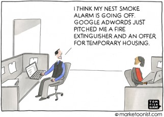 """Internet of Things"" cartoon"