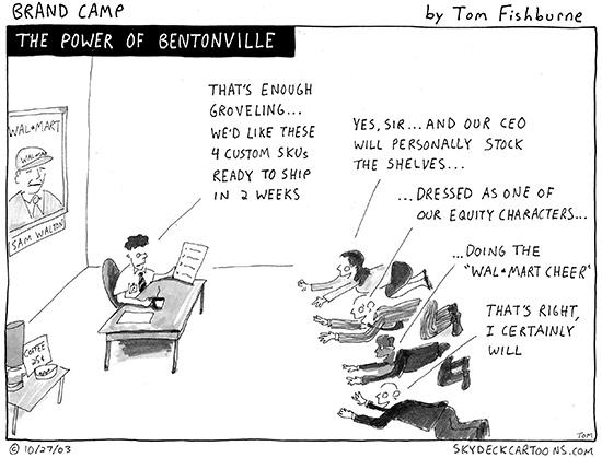 the power of bentonville