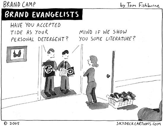 brand evangelists