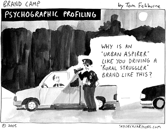 psychographic profiling